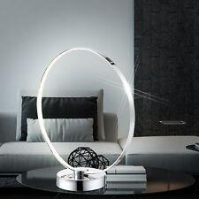 LED Tischlampe Tisch Leuchte Lampe Büro Flur Beleuchtung Nachttisch Chrom Touch