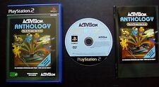 ACTIVISION ANTHOLOGY : 45 JEUX EN 1 Sony PLAYSTATION 2 PS2 (Atari 2600 COMPLET)