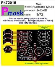 SEA HURRICANE MK.IIC PAINTING MASK TO REVELL KIT #72015 1/72 PMASK