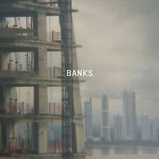 PAUL BANKS CD - BANKS (2012) - NEW UNOPENED - ROCK