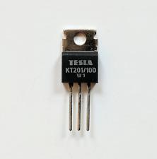 10 Stück Thyristor KT201/100 - Tesla
