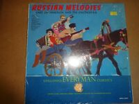 Emil Decameron And His Orchestra – Russian Folk Melodies  Vanguard – SRV-201 SD