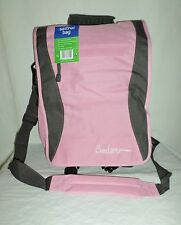 Mensajero Bolso de Hombro Bolso Deportivo De Lona bolsos de moda en color de rosa