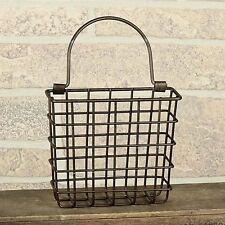 Small Pocket Basket
