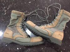 CORCORAN 87146 Marauder Men's Military Combat Boots Sage Green USAF Size 9.5