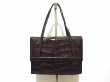 CULT VINTAGE '60 Borsa Pochette Donna Pelle Cocco Woman Leather Hand Bag