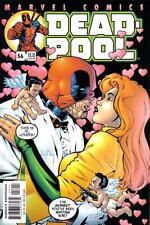 DEADPOOL #56 NM, 1st Series, Marvel Comics 2001