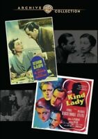 Kind Lady Double Feature [New DVD]