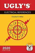[E-COPY] Ugly's Electrical References, 2020 Edition by Charles R. Miller