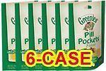 Greenies Cat Pill Pockets Chicken Flavor 45/pk Case of 6