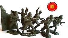 RAR!!!    PUBLIUS - BATTLE OF BERLIN 1945, 6 vinyl soldiers 1:32