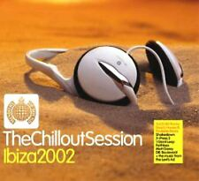 THE CHILLOUT SESSIONS IBIZA 2002 various (2X CD) MOSCD40 trip hop downtempo
