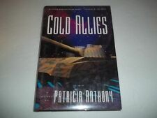 Cold Allies by Patricia Anthony (1993, Hardcover) used