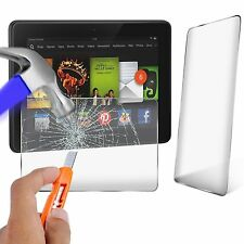 "For Coby Kyros Internet 8"" - Tempered Glass Tablet Screen Protector Film"