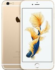 LOCKED |  Apple iPhone 6S 128GB | Gold | For Parts Only | Device Only