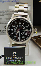 Steinhart Nav B-44 Swiss Made Automatic Men's Pilot Watch B Type