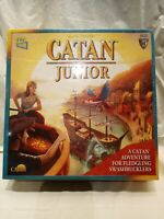Klaus Teuber's Catan Junior 3025 Fun Fair Explore The Seas Board Game NEW Sealed
