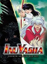 InuYasha . The Complete Season Four . 4. Staffel . Inu Yasha . Anime . 4 DVD NEU