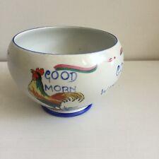 Rare Carlton ware sugar bowl cockerill ilkley