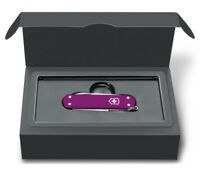 VICTORINOX SWISS ARMY KNIFE CLASSIC ALOX ORCHID LIMITED 2016 58MM 0.6221.L16