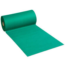 MOQUETTE VERDE passatoia h100 cm retro antiscivolo tappeto agugliato corsia