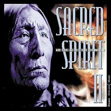 Sacred Spirit, Vol. 2: More Chants and Dances of the Native Americans (Audio CD)