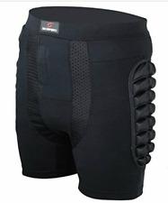 Soared Black 3D Protection Hip Butt Eva Padded Short Pants Adult Xxl Sports Mens