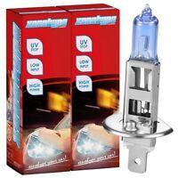2x H1 Xenon Look XENOHYPE Ultra Halogenlampe 12V 55 Watt P14,5s