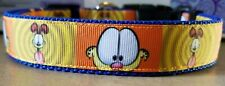 Garfield and Odie  Dog Collar