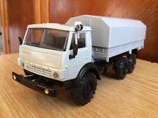 KAMAZ 4310  awning military truck 1:43 USSR car 1/43