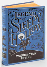 The Legend Of Sleepy Hollow & Other Tales Washington Irving *Brand New Gift Book