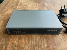 Switch Ethernet PoE - 5 Ports - 10/100Mbps