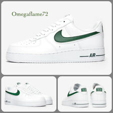Nike Air Force 1 '07 3, Leather, AO2423-104, Sz UK 12, EU 47.5, US 13, White AF1