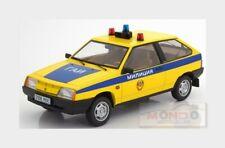 Lada Samara Russian Police 1984 KK SCALE 1:18 KKDC180216 Model