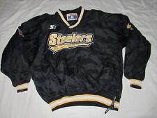 Pittsburgh Steelers Vintage Starter NFL Proline Pullover Size XL