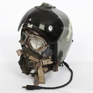 "MK 1 RAF PILOTS HELMET ""BONE DOME"" 1969. Wonderful Original Condition."
