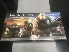 Halo Board Game DVD Interactive Strategy 2008 Unplayed Sealed 2008 Game X-Box