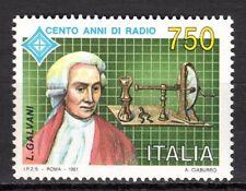 Italy - 1991 Radio centenary / Galvani - Mi. 2191 MNH