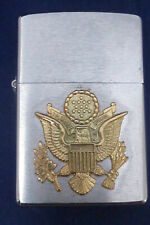 Lighter Zippo Army Emblem from 1999