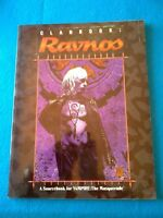 R.P.G./Rol - Vampire the Masquerade - Clanbook: ravnos - White Wolf RL796