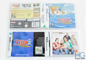 The Legend Of Zelda: Phantom Hourglass Boxed - Nintendo DS NDS Game PAL