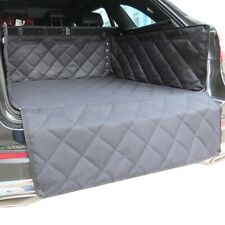 AutoShield © Premium Heavy Duty Quilted Car Boot Liner Trunk Pet Protector