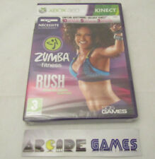 ZUMBA FITNESS RUSH XBOX 360 NEUF SOUS BLISTER (envoi suivi, vendeur pro)
