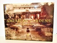 American Gardens: 1890-1930 Edited with an introduction by Sam Watters