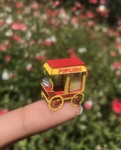 SALE 1:144 Scale Artist Picks Popcorn Cart