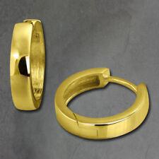 Pendientes de joyería amarillo oro amarillo no aplicable