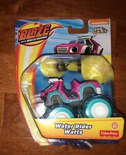 Watts Blaze and The Monster Machines Die-cast Vehicle