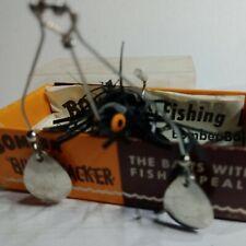 Vintage Bomber Bushwhacker Fishing Lure Nib #6302