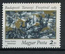 Hungary 1983 SG#3480 Buddpest Spring Festival MNH #D4120