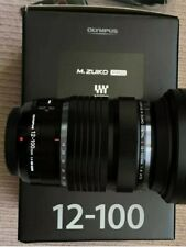 Olympus M.Zuiko Digital 12-100mm f4.0 PRO Lens